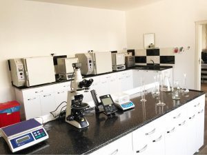 Asbestos Laboratory